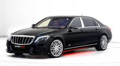 Brabus Mercedes-Maybach S600 Rocket 900 6.3 V12 - Google zoeken