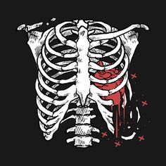 Check out this awesome 'Heart+Bone' design on Gothic Wallpaper, Dark Wallpaper Iphone, Skull Wallpaper, Art Inspiration Drawing, Art Inspo, Art Sketches, Art Drawings, Imagenes Dark, Skeleton Art