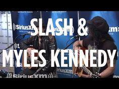 "Slash & Myles Kennedy ""Sweet Child O' Mine"" (ACOUSTIC) // SiriusXM // Oc..."