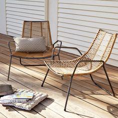 Alinéa : la nouvelle collection terrasse et jardin pour l'été 2013 : Fauteuil Zeta - Alinéa - Déco - Plurielles.fr
