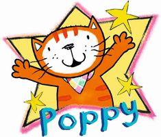 Poppy Cat Crafts
