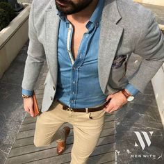 MenWith - The fastest growing Instagram accounts about mens fashion. Shop the featured styles on our web platform! ⬇️: