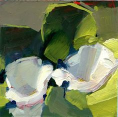 LISA DARIA'S PAINTING A DAY: 1127 Little Light