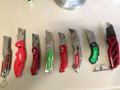 Utility Knife, Knife Block, Knives, Knife Making, Knifes