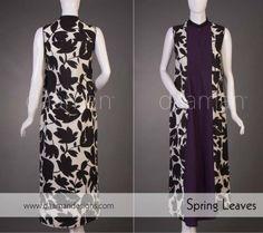 Daaman Women Springsummer Collection 2014