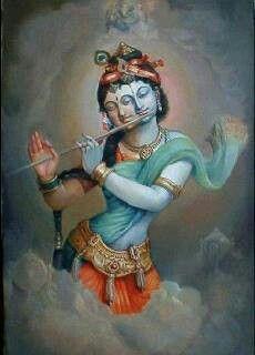 Krishna-Radha united