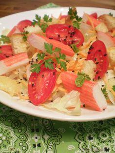 Salada de kani_F&F