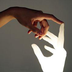 Bem Legaus!: Luz de mão