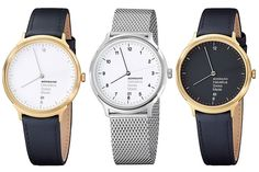 7 Of The Best Affordable Minimal Watch Brands | FashionBeans
