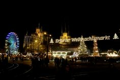 Ben jij de kerstmarkten van Düsseldorf en Keulen ook zo zat? Ga iets verder Duitsland in en ontdek de gezelligheid van de kerstmarkt in Erfurt!