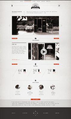 Unique Web Design, Glass Coat #webdesign #design (http://www.pinterest.com/aldenchong/)