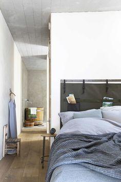 Slaapkamer | bedroom | vtwonen 08-2016 | photography: Jansje Klazinga | styling: Frans Uyterlinde