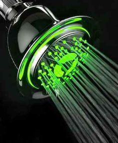 Air-Turbo-Pressure-Boost-Technology-LED-Overhead-Shower-Head-Power-Spa-7-colors