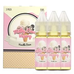 Looking for something new? Try: Milky Cones Vapor....  Find it at: http://www.ejuices.com/products/milky-cones-vapory-vanilla-bean?utm_campaign=social_autopilot&utm_source=pin&utm_medium=pin.