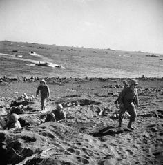 LIFE Behind the Picture: Marines Blasting a Cave, Iwo Jima, 1945   LIFE.com