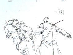 animationtidbits: Fullmetal Alchemist: Brotherhood - Pencil...>>>> I'm still so amazed by people who can do this...
