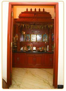Pooja room design on pinterest puja room room ideas and prayer room