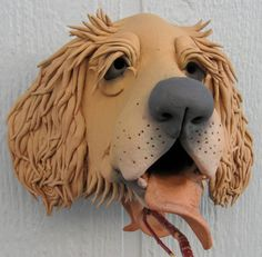 Puppy protector for baby birds....how cute!