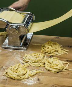Egg pasta dough - pasta all'uovo