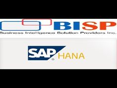 BISPSolutions provides online SAP HANA, classes and training Course details, SAP HANA video tutorial and Job Support.