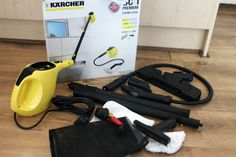 Karcher Steam Stick - A Review