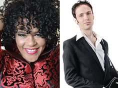 Festi Jazz international de Rimouski du 27 au 31 août 2014 Dawn Tyler Watson - Ben Racine www.tourismerimouski.com Jazz, Dreadlocks, Hair Styles, Beauty, Cultural Events, Artist, Beleza, Dreads, Hairdos