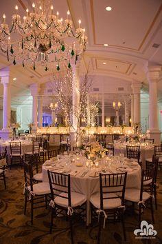 Colonnade Ballroom Daria Bishop Photography Schoolhouse Garden Flowers Janet Dunnington Events