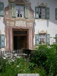 Heimatmuseum Prien am Chiemsee/Bavaria www.zander-schneider.de