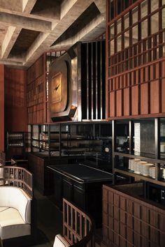 maison francois brasserie 9 White Brick Walls, Stucco Walls, French Restaurants, London Restaurants, Banquettes, Restaurant Seating, Restaurant Bar, Restaurant Design, Bauhaus