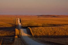 Old K18, Riley County, Flint Hills, Kansas