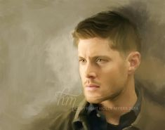 #Dean #Winchester #Supernatural by hollymyers on DeviantArt