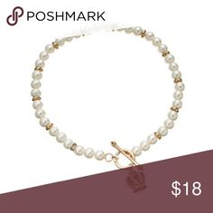 Pearl juicy necklace Price is firm Juicy Couture Jewelry Necklaces