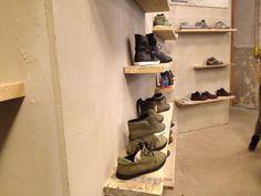 hub footwear. BRIGHT tradeshow W2014 berlin.