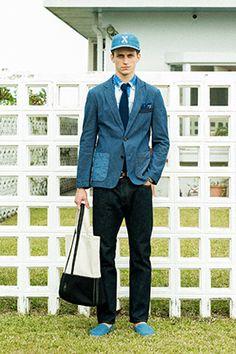 WEEK 10 |  Styled by Katsuyuki Honjo| Journal Standard
