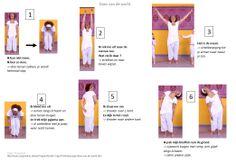 Yoga : Dans van de nacht. Helen Purperhart Klik op de pagina en je wordt doorgelinkt naar de youtube-pagina van Helen Purperhart.