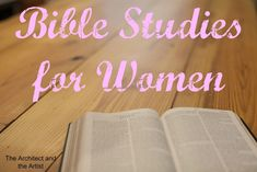 30+ Bible Studies for Women