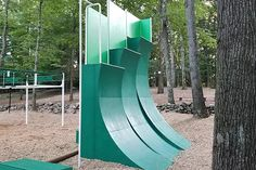 Ninja Warrior Course, Family Fun Games, Obstacle Course, Play Houses, Backyard, World, Building, Sports, Patio