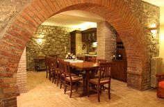 A rustic inn