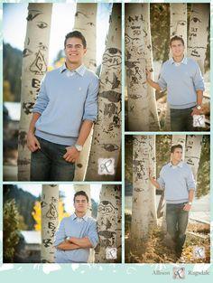 Male Senior Pictures Durango Colorado
