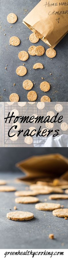With store-bought crackers having pretty dubious ingredient lists you may want to skip them altogether and switch to delightful Homemade Crackers!
