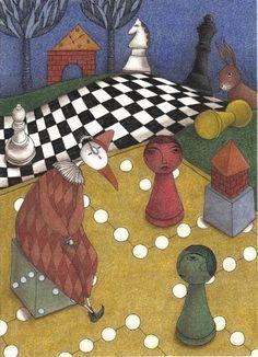 "Saatchi Art Artist Judith Clay; Drawing, ""Game Day"" #art"