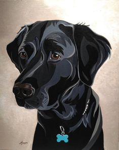 Mind Blowing Facts About Labrador Retrievers And Ideas. Amazing Facts About Labrador Retrievers And Ideas. Black Labs Dogs, Black Lab Puppies, Black Labrador, Golden Labrador, Labrador Retrievers, Retriever Puppies, Schwarzer Labrador Retriever, Black Art Painting, Dog Paintings