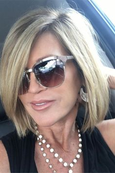 Medium Bob Side Part Synthetic Hair Natural Straight Lace Front Wig - Frisuren Mittelemo Bob Hairstyles For Fine Hair, Medium Bob Hairstyles, Trending Hairstyles, Hairstyles Haircuts, Haircut Medium, Bob Haircuts, Haircut Short, Scarf Hairstyles, Natural Hairstyles