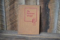 The Mysterious Yangtze By Geo Parker 1937 by NewFoundVintiques