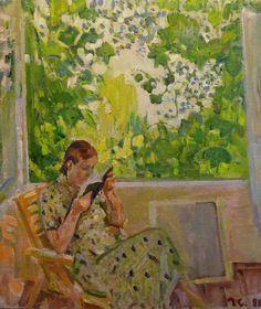 pintura de Gleb Savinov