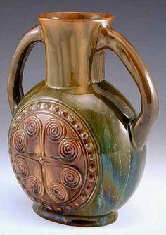 Christopher Dresser Linthorpe Vase