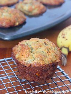 Banana Bran Muffins | Tastes Better From Scratch