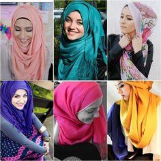 Spring Hijabs