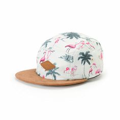 Empyre Lanwndart 5 Panel Hat from Zumiez. Saved to Hats 👒🎩. Shop more products from Zumiez on Wanelo. Nba Hats, 5 Panel Hat, Palm Tree Print, Hat Boxes, White Bodies, Hats For Men, Gifts For Women, Great Gifts, Girly
