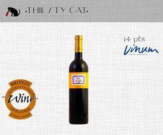 Great Awarded Red Wines under 5€ ! PORTA DA CALADA RED 2012 - https://thirstycat.shopk.it/product/porta-da-calada-red-2012